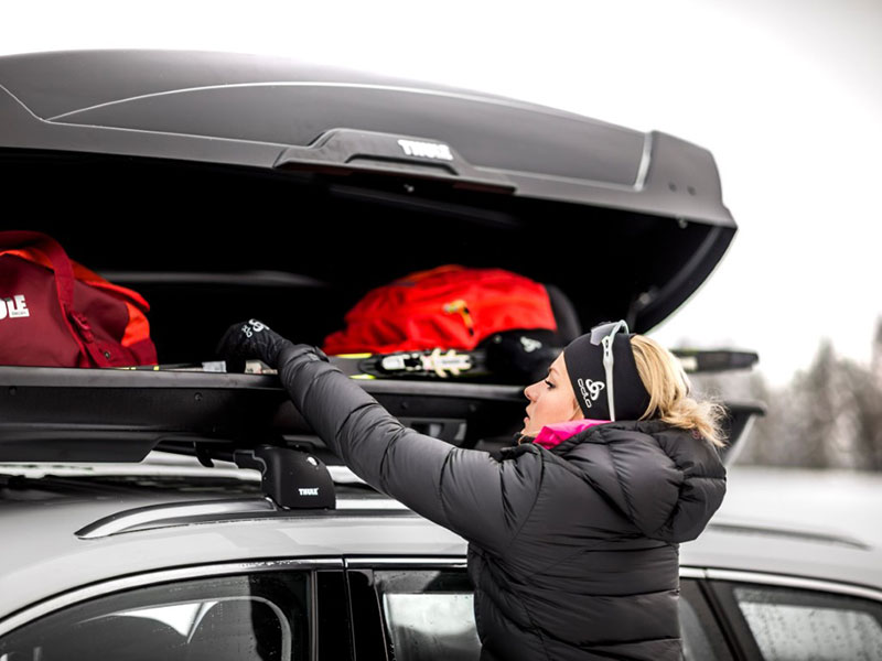 roof box hire preston